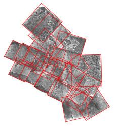 Fleißarbeit: Ein Mosaik aus drei Dutzend Luftbildern (Grafik: FürthWiki e. V.)