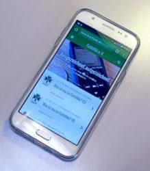 So mobil wie unsere Vereins-Website soll auch das FürthWiki selbst werden (Foto: Ralph Stenzel)