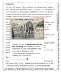 Screenshot Linkvorschau